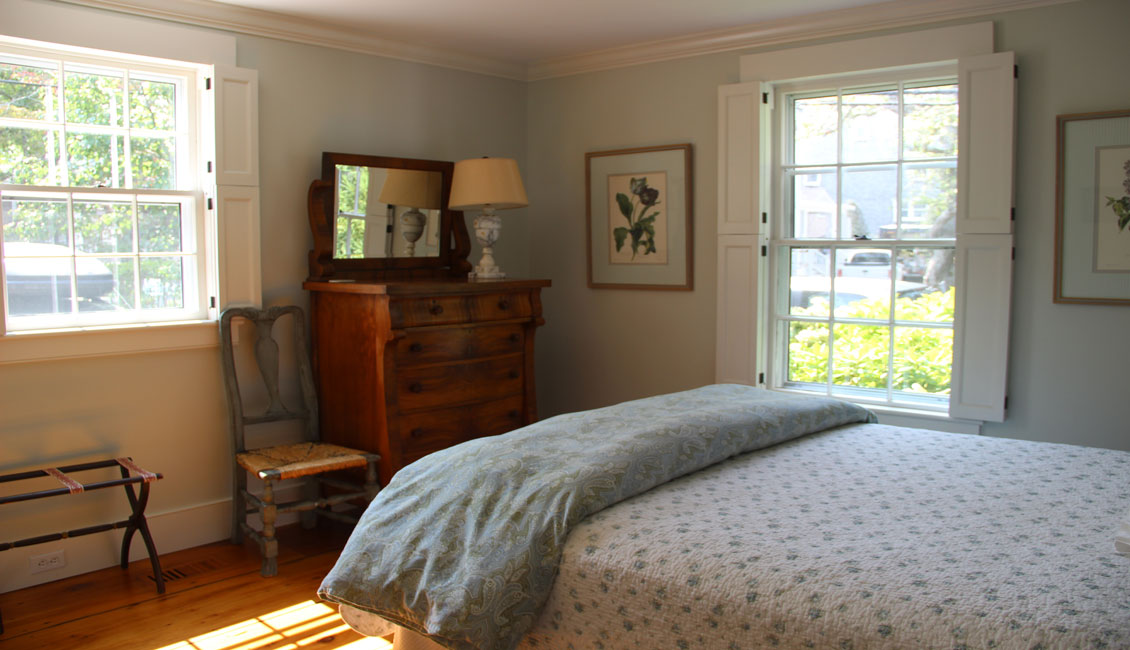 Nantucket Rental Homes